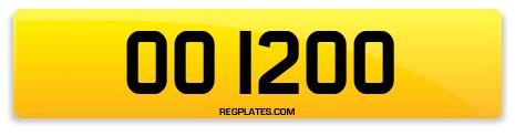 Registration OO 1200