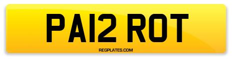 Registration PA12 ROT