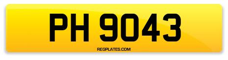 Registration PH 9043