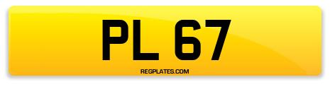 Registration PL 67