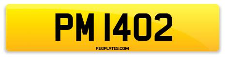 Registration PM 1402