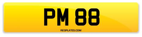 Registration PM 88