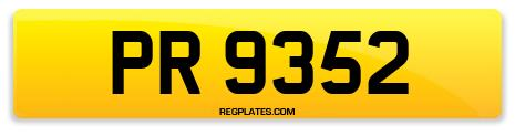 Registration PR 9352