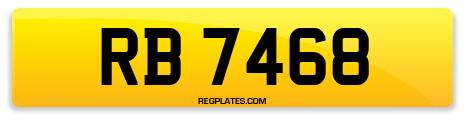 Registration RB 7468