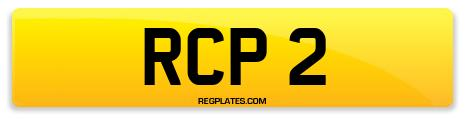 Registration RCP 2