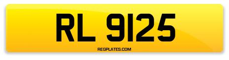 Registration RL 9125