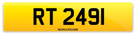 Registration RT 2491