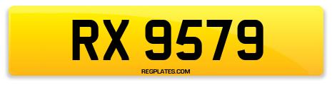 Registration RX 9579