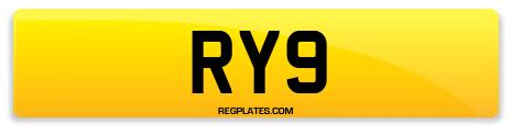 Registration RY9