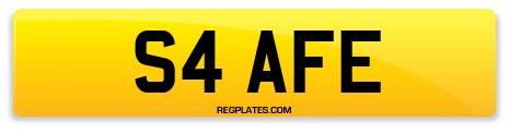 Registration S4 AFE