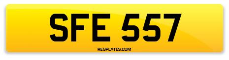 Registration SFE 557