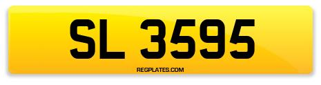 Registration SL 3595