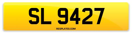 Registration SL 9427