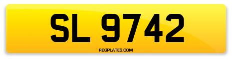 Registration SL 9742