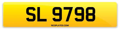 Registration SL 9798