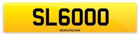 Registration SL6000