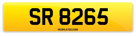 Registration SR 8265