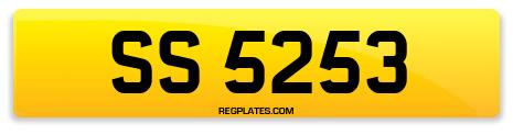 Registration SS 5253