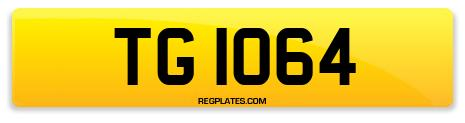 Registration TG 1064