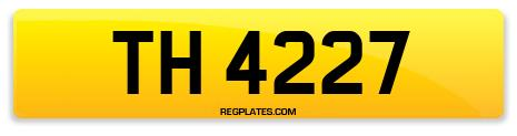 Registration TH 4227