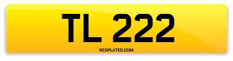 Registration TL 222