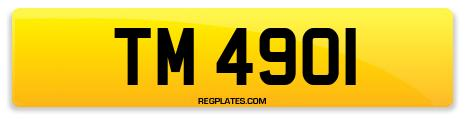 Registration TM 4901