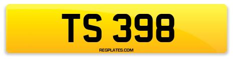 Registration TS 398