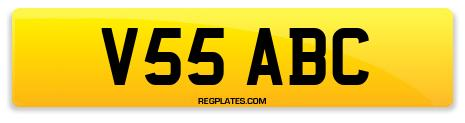 Registration V55 ABC
