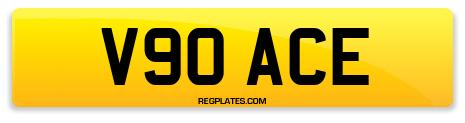 Registration V90 ACE