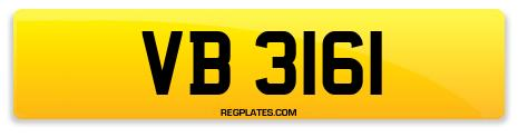 Registration VB 3161