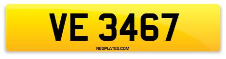 Registration VE 3467