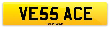 Registration VE55 ACE
