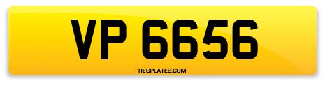 Registration VP 6656