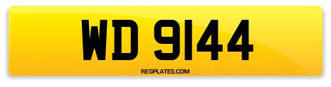 Registration WD 9144