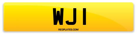 Registration WJ 1