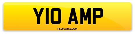 Registration Y10 AMP