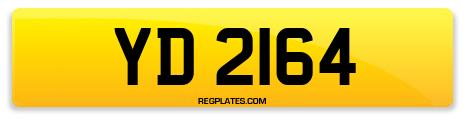 Registration YD 2164